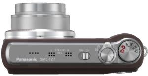 Le Panasonic Lumix TZ7